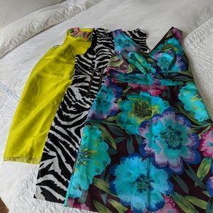 3 x dress bundle